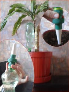 керамический конус лля полива