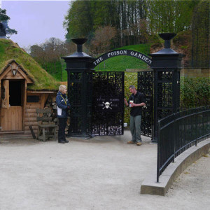 ворота в ядовитый сад